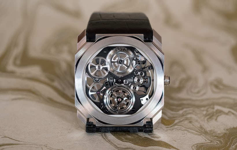 Bulgari Octo Finissimo Skeleton Tourbillon