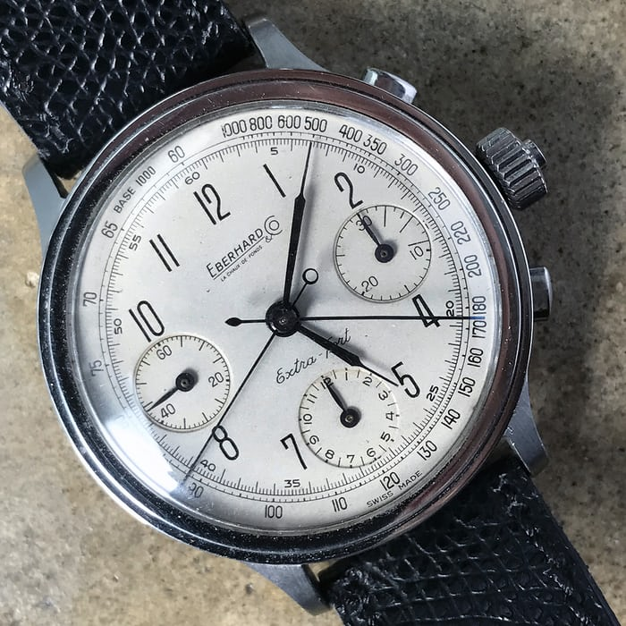 Eberhard Extra-Fort Split second