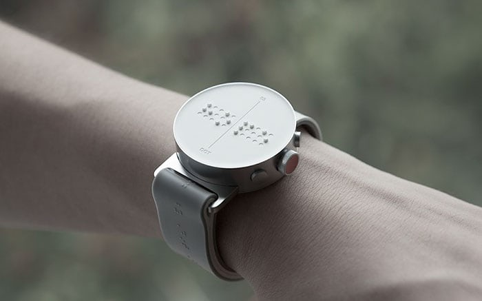 braille watch dot