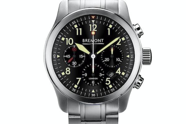 Bremont ALT1-P Chronograph (Black)