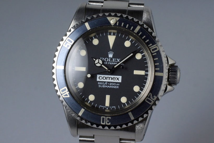 Rolex 5514 Comex