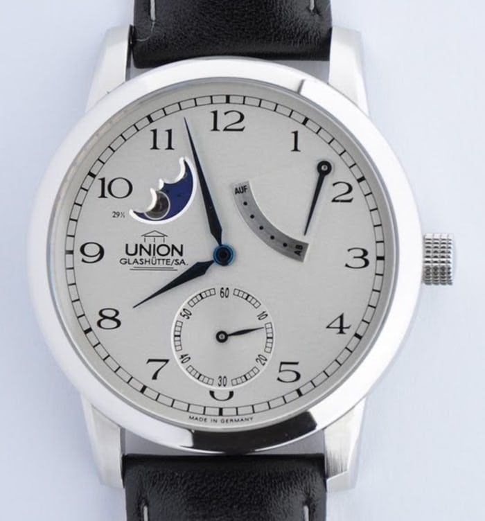 Union Glashütte Julius Bergter