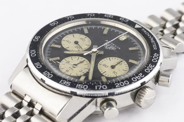 Heuer Ref. 2446C watches of knightsbridge