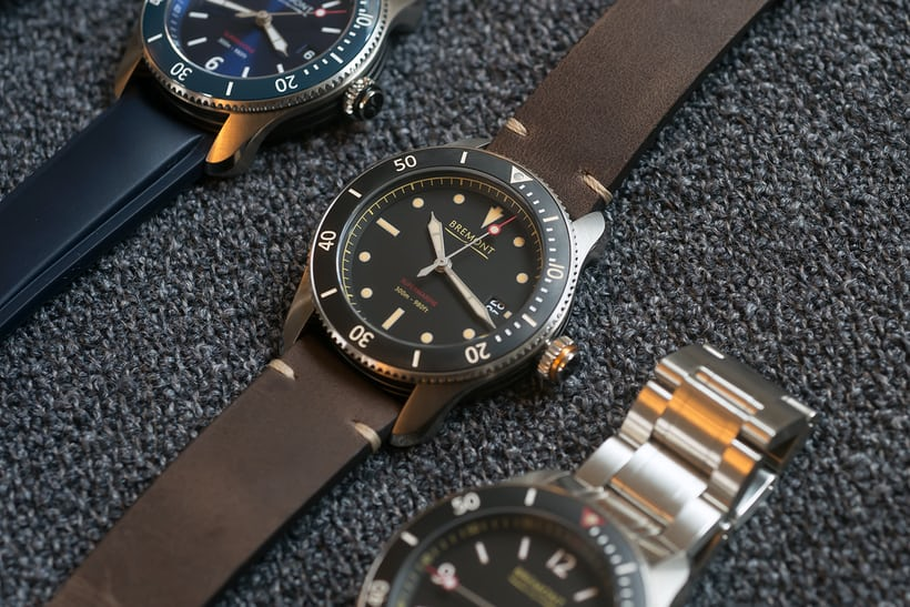 Bremont Supermarine Type 301