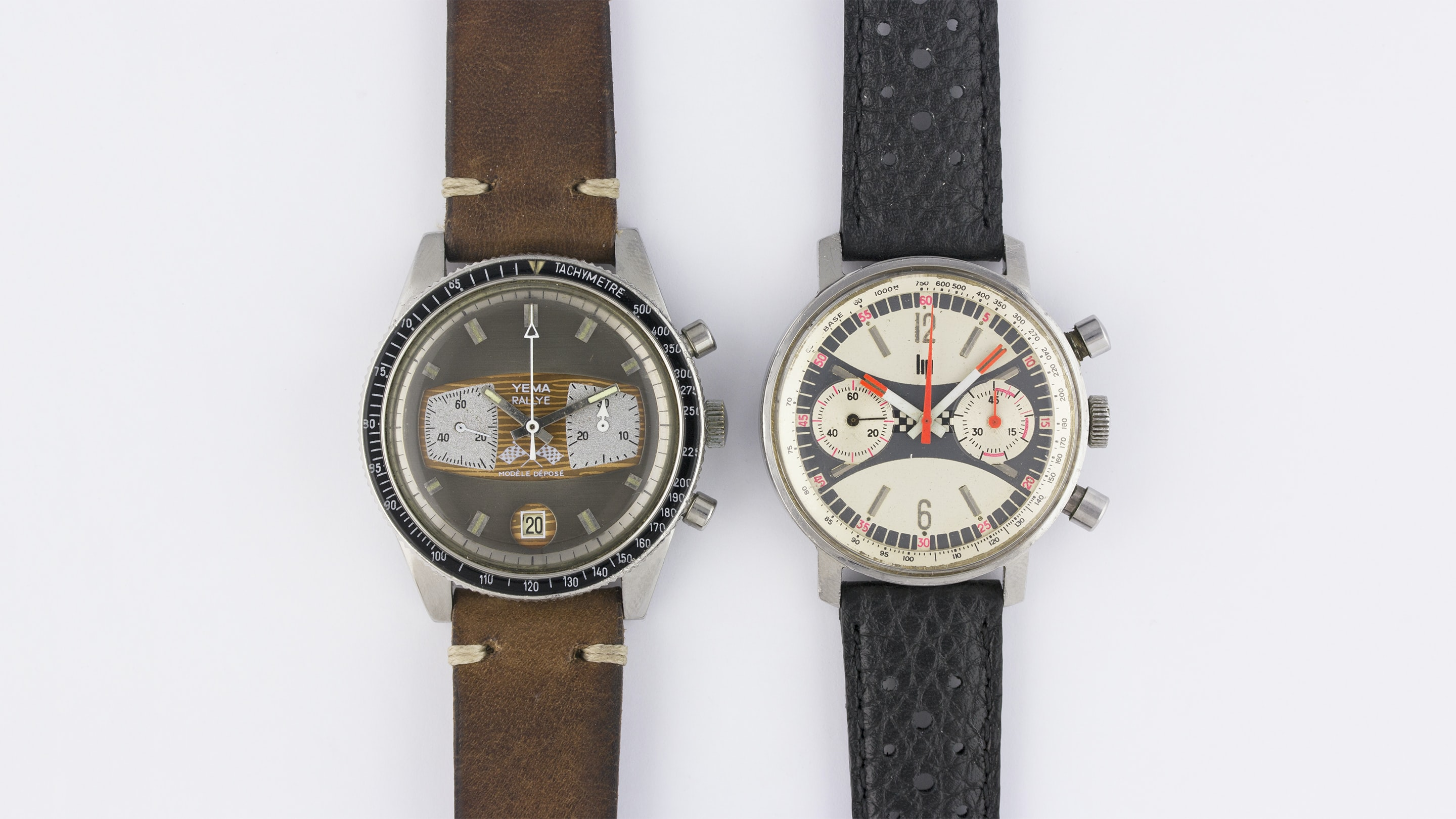Auction Report: Five Funky Chronographs From The 1970s At Watches Of Knightsbridge