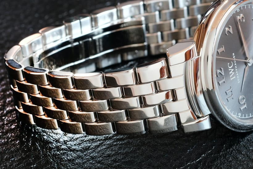 IWC Da Vinci Automatic bracelet