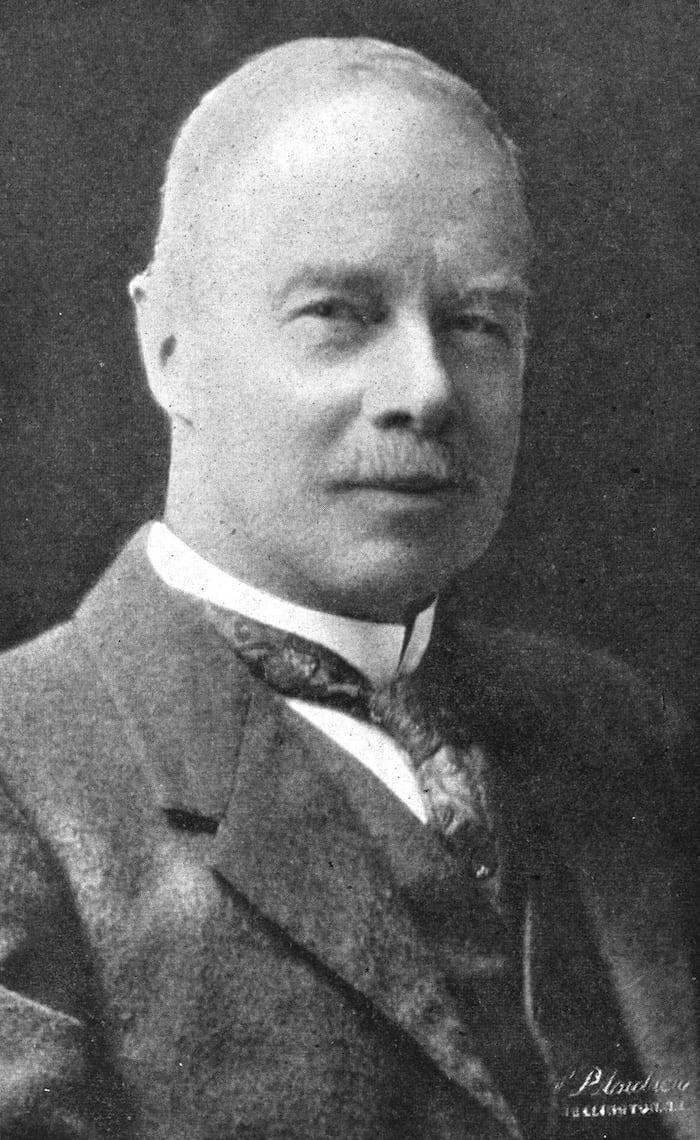 George V. Hudson