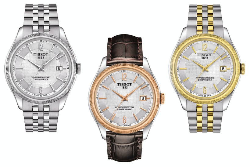 ballade tissot powermatic 80