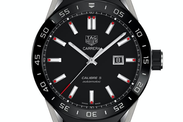 tag heuer calibre 5 connected