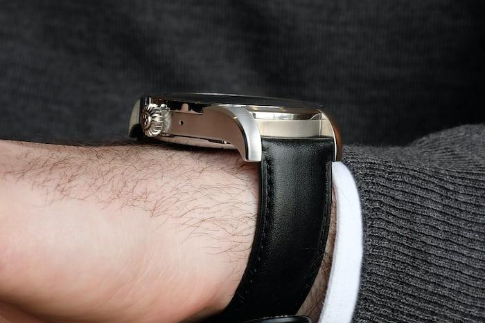 Montblanc Summit smartwatch wrist