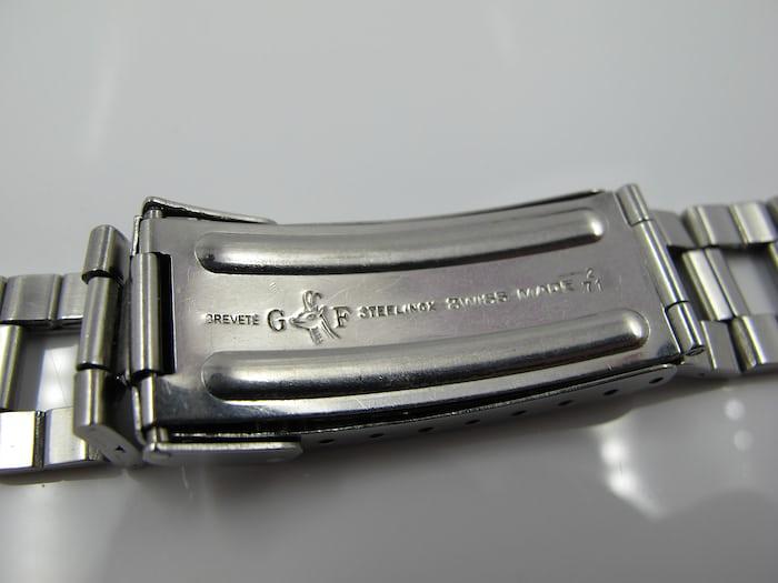 Gay Freres bracelet clasp