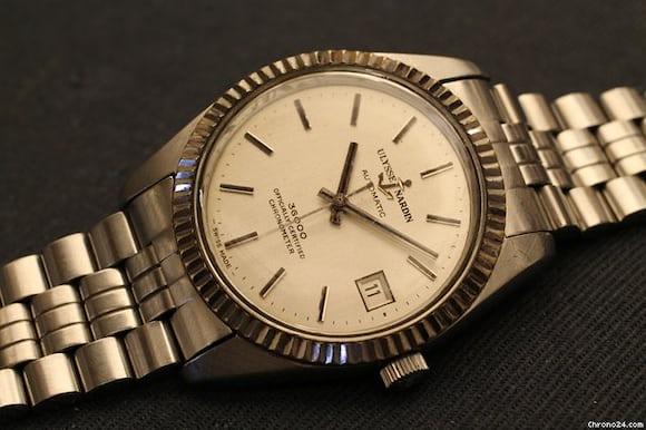 Ulysse Nardin 36000 Chronometer