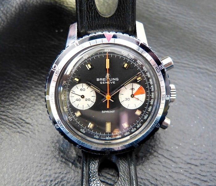 Breitling Sprint Reference 2010