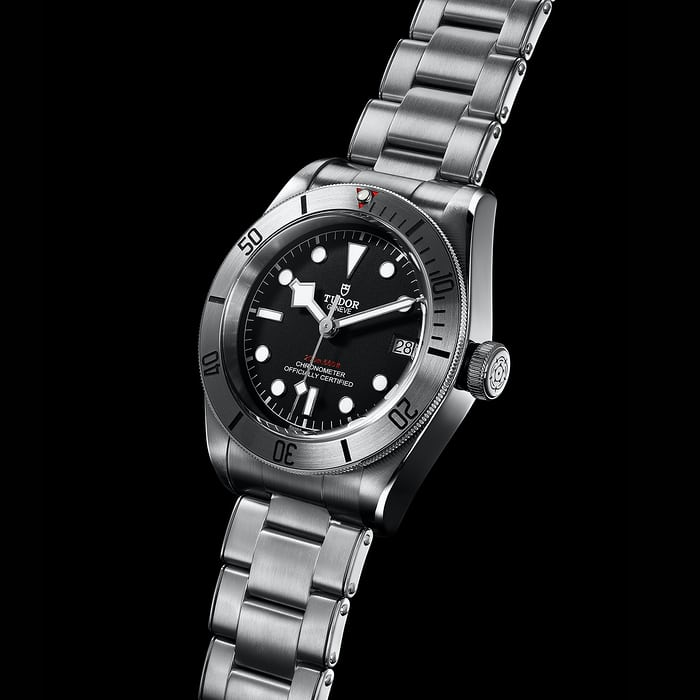 tudor black bay steel bracelet