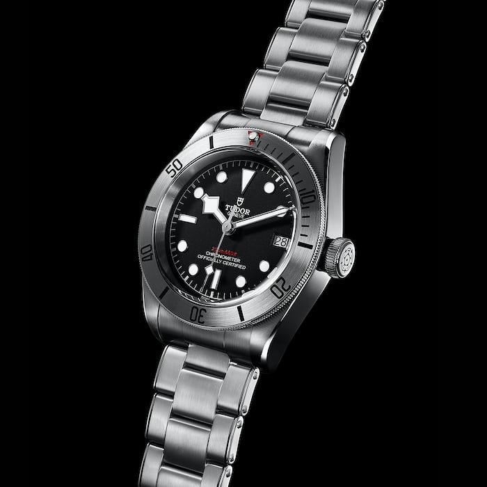 tudor black bay steel bracelet