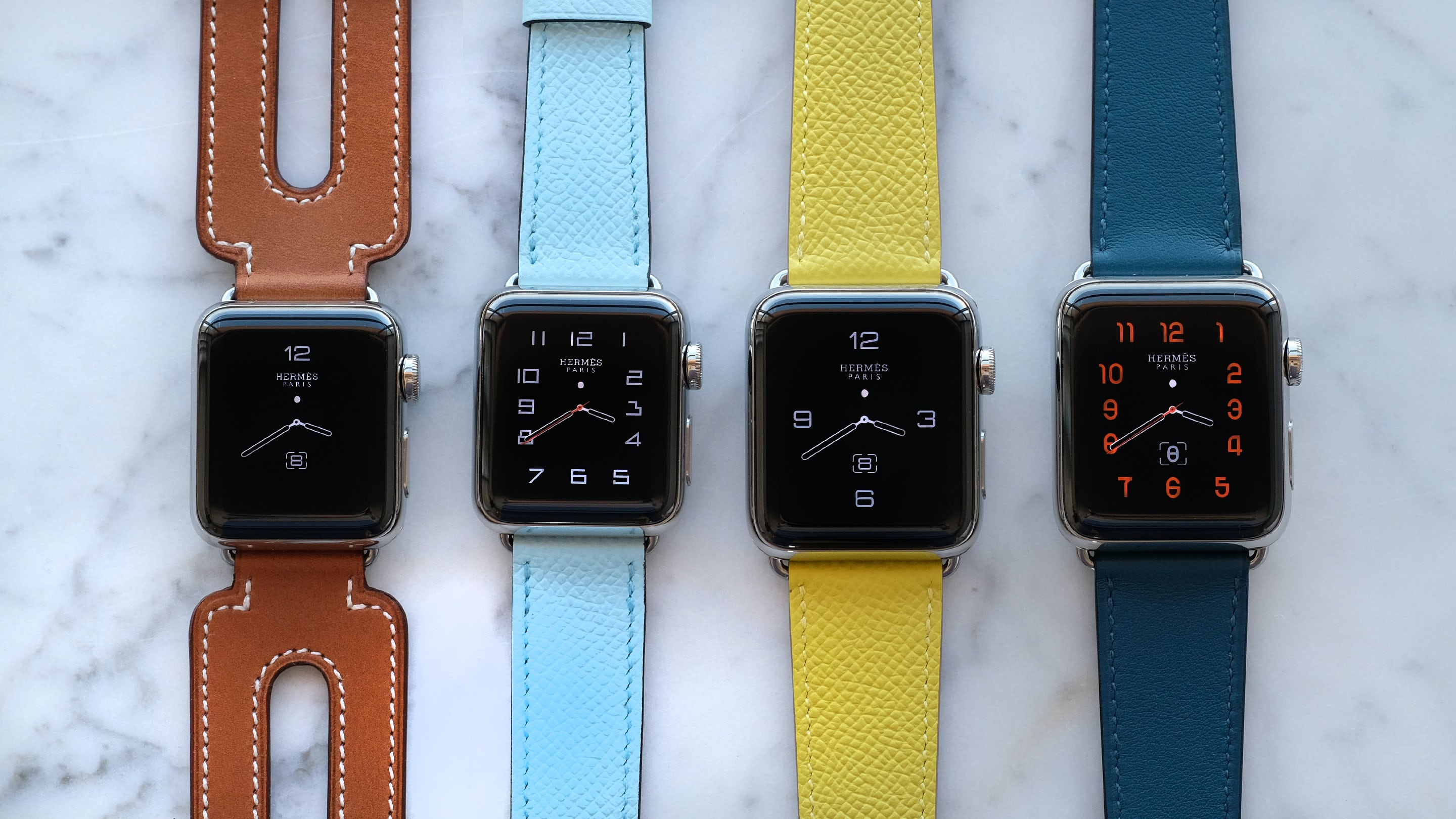 94abb41d03f Wearables  Apple And Hermès Continue Their Partnership With Four New Watch  Straps - HODINKEE