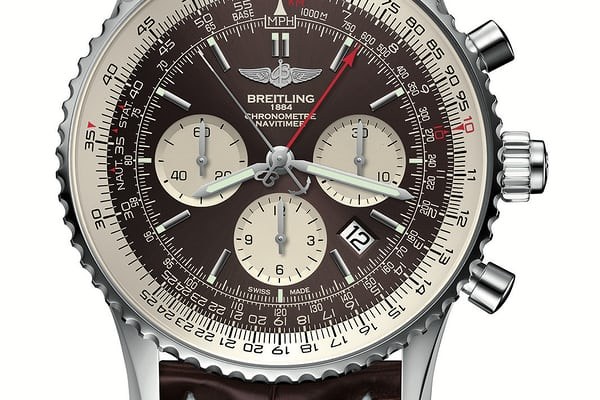 breitling navitimer rattrapante b03 steel