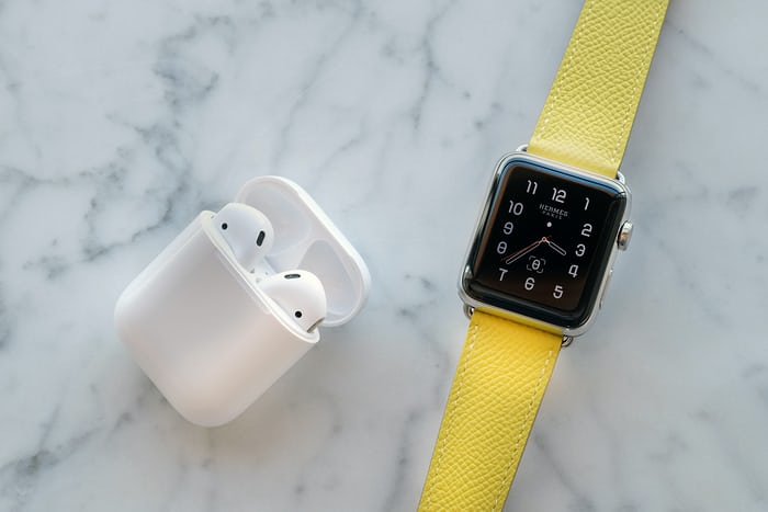 Hermès apple watch strap