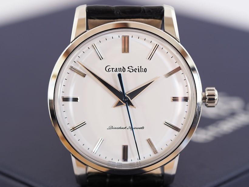 SBGW253 Grand Seiko dial