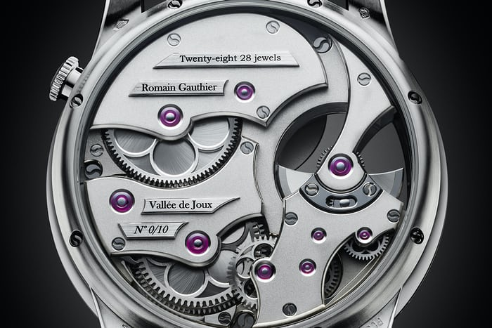 romain gauthier insight micro-rotor movement finishing