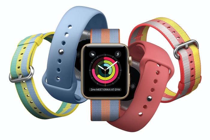apple watch bands spring 2017