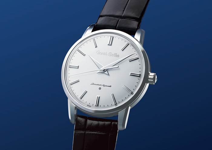 Grand Seiko SBGW251 platinum