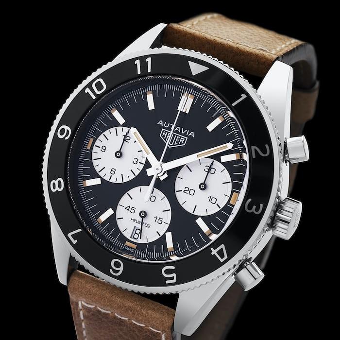 introducing the 2017 tag heuer autavia hodinkee