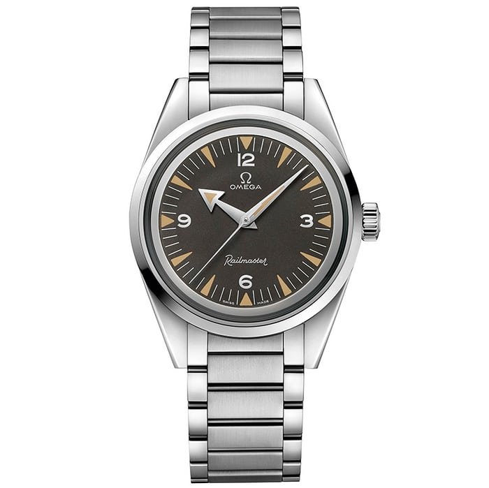 Omega Railmaster Limited Edition