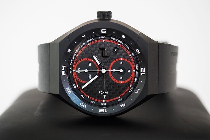 Porsche Design Monobloc Actuator GMT Chronograph