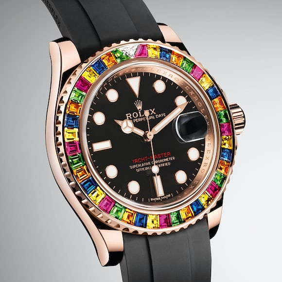 Introducing The Rolex Yacht Master 40 With Multi Color