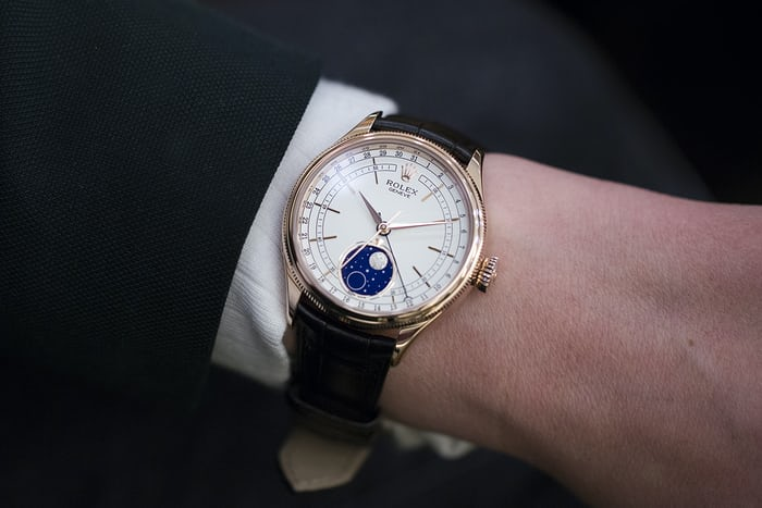 Rolex Cellini Moon-Phase Baselworld 2017