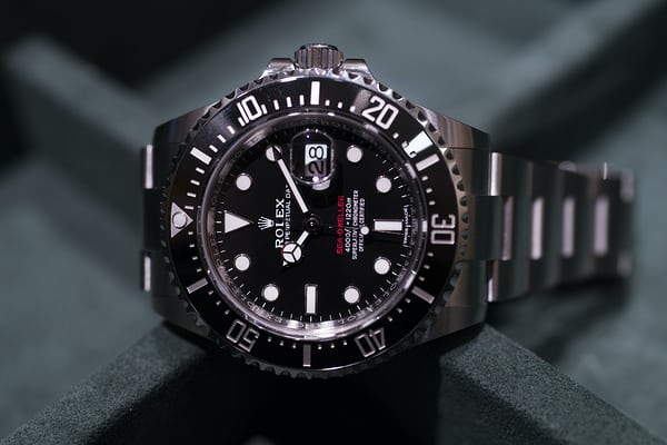 Rolex Sea-Dweller Baselworld 2017