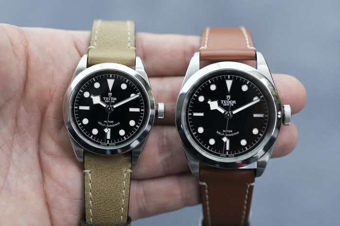Tudor Black Bay 41 Baselworld 2017