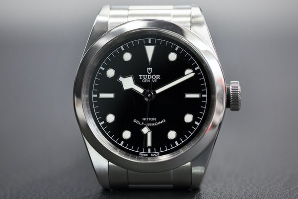 Tudor Black Bay 41 with bracelet Baselworld 2017.