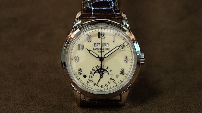 Patek Philippe 5320G perpetual calendar