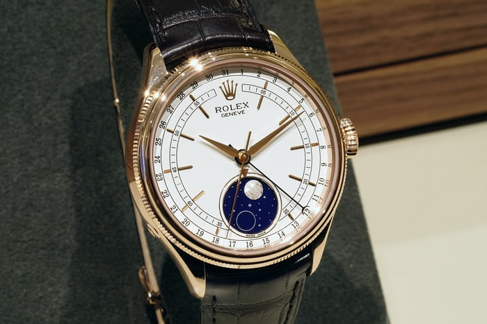 Rolex Cellini Moonphase 2017