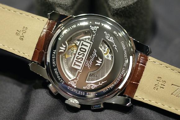 tissot heritage 1948 chronograph movement