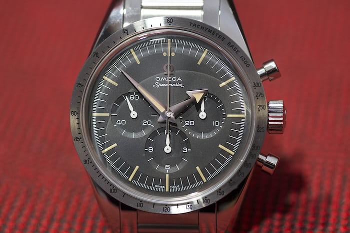 Omega Speedmaster Basel 2017