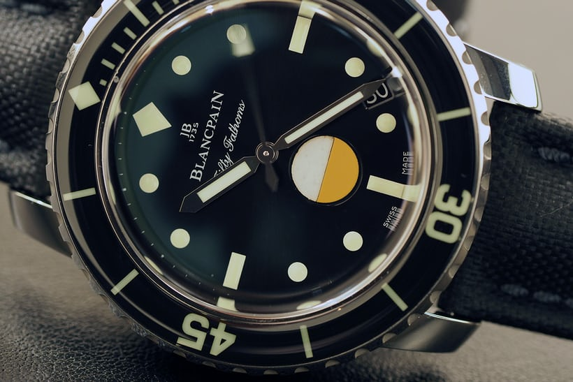 blancpain fifty fathoms milspec