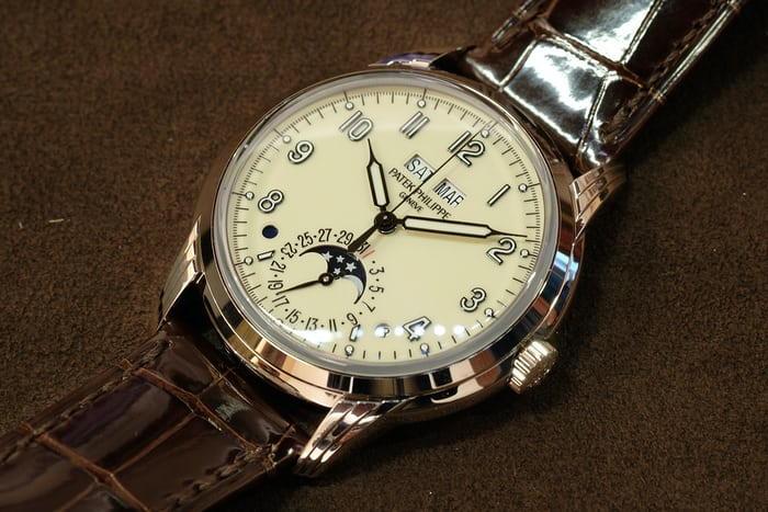 patek philippe reference 5320g