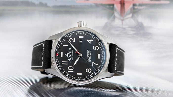 Introducing The Alpina Startimer Pilot Automatic AL HODINKEE - Alpina startimer