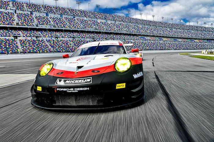 911 RSR Porsche