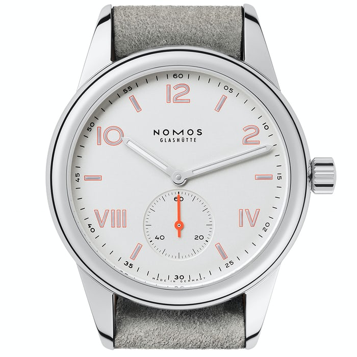 club campus nomos glashutte