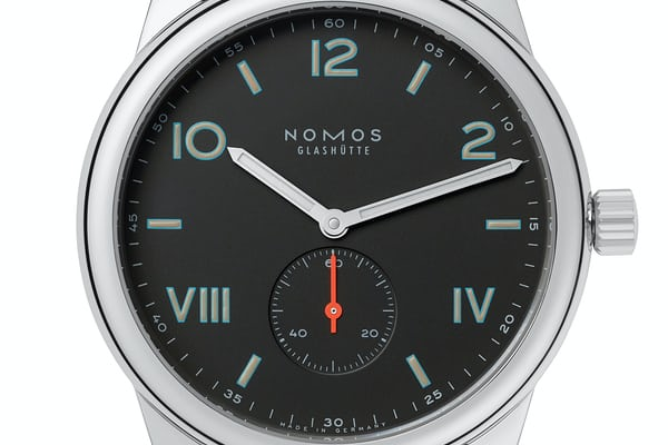 club campus nomos glashutte 38mm nach