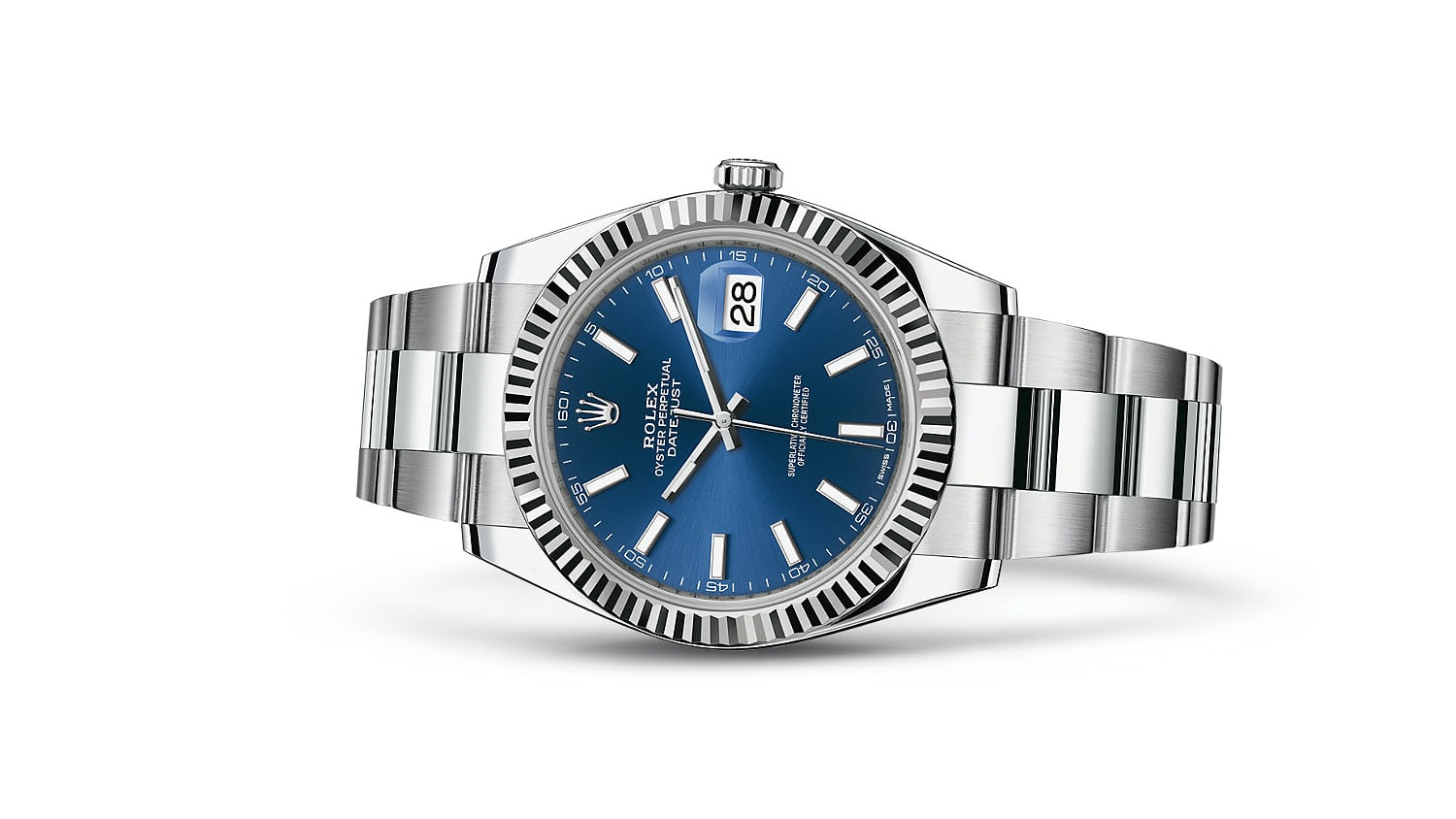 359929e3cc2 Introducing: The Rolex Datejust 41, Now In Stainless Steel With The  Reference 126334 - HODINKEE
