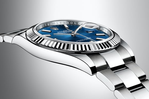 datejust 41 steel rolex