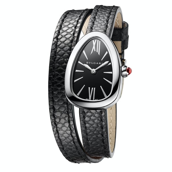 bulgari serpenti custom black