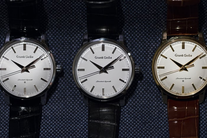 Grand Seiko baselworld 2017