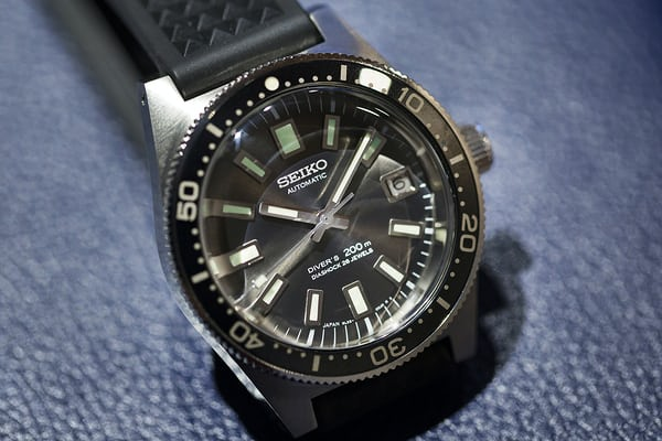 Seiko dive watch baselworld