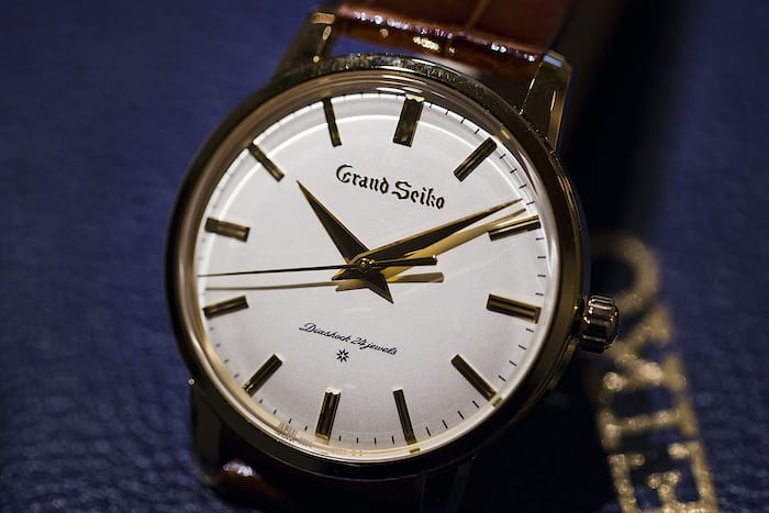 Baselworld 2017 Grand Seiko